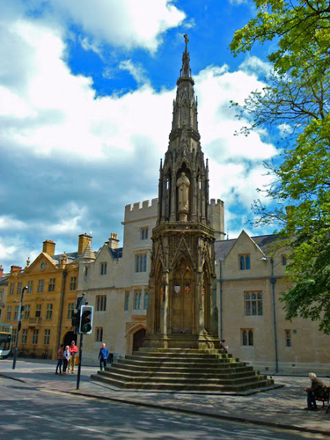Victorian Martyrs' Memorial, Oxford