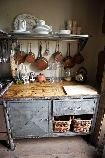 Moois en liefs in een oude cottage for Cottage keuken