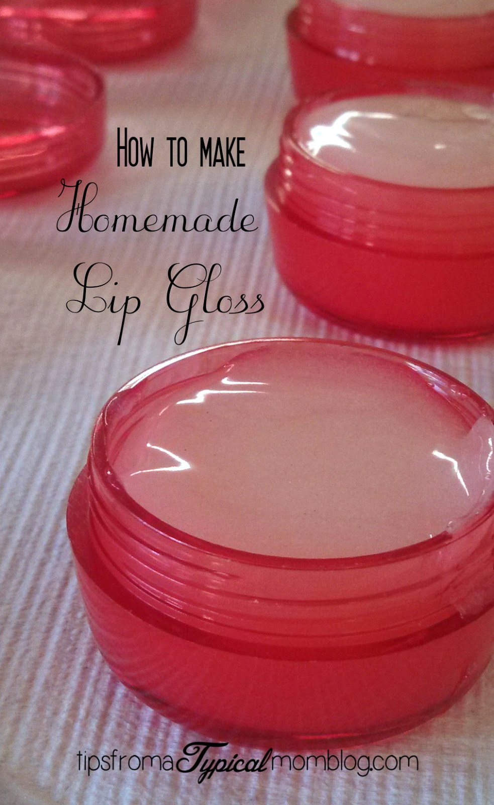 How to make lip gloss 87