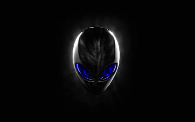 Alienware Blue Eyes Wallpapers