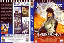 Juana de Arco (1948) - Carátula