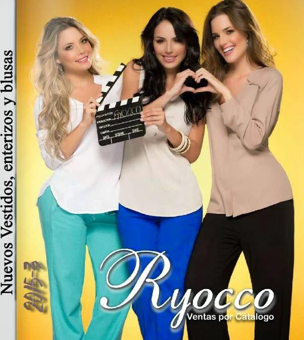 Catalogo de Ryocco 2015-3