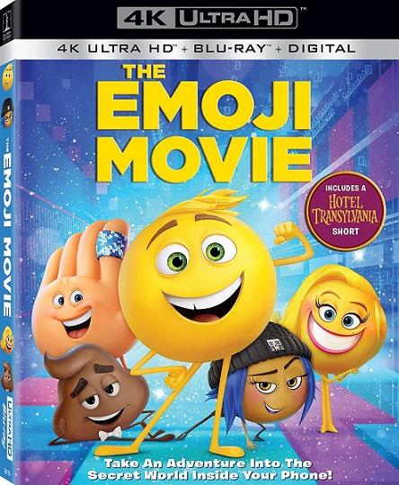 The Emoji Movie 4K (Emoji: La película 4K) (2017) 2160p 4K UltraHD HDR BDRip 6.4GB mkv Dual Audio DTS-HD 5.1 ch