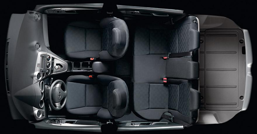 Toyota Matrix Usa Interior Picture