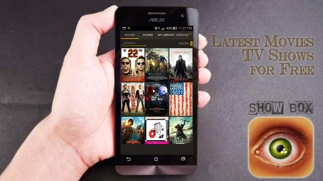 Show Box APK- How TO Watch Free Movies & TV Shows With Subtitles For Android