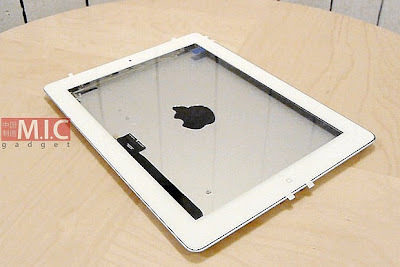 Apple iPad 3 core image