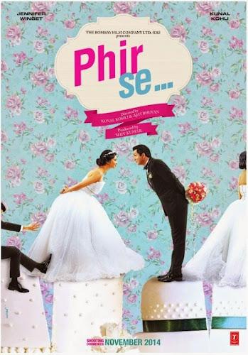 Phir Se (2015) Movie Poster No. 3