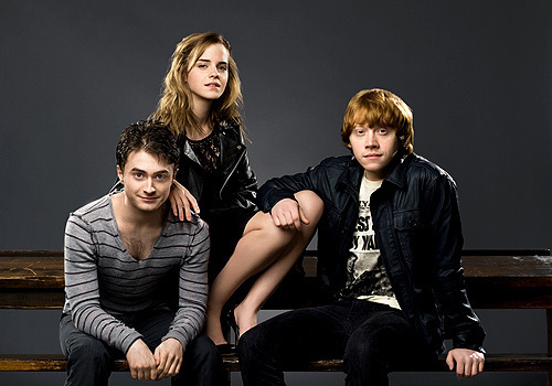 Harry Potter Trio