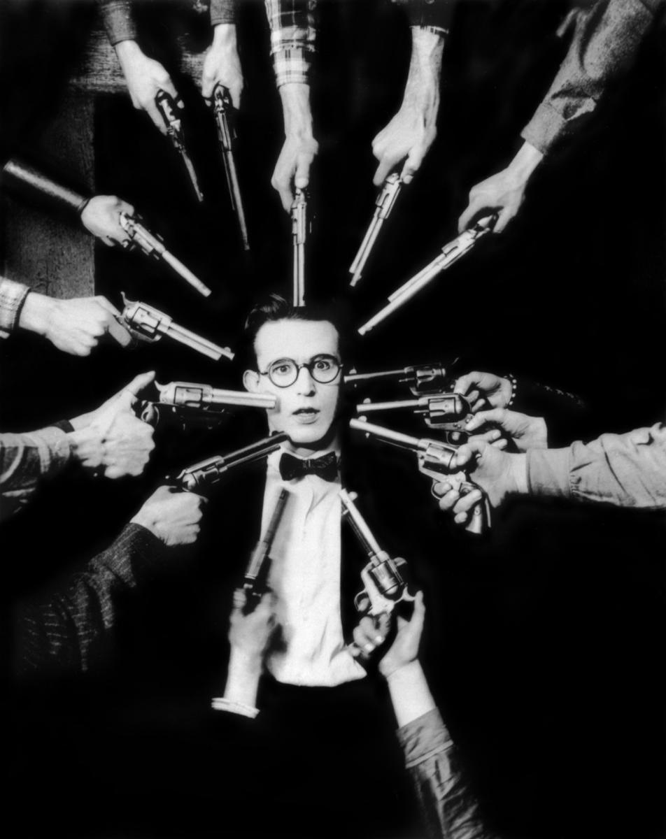 Un auténtico western (1920) Harold Lloyd