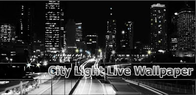 City Light Show Live Wallpaper