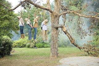 Sinister Hanging Scene