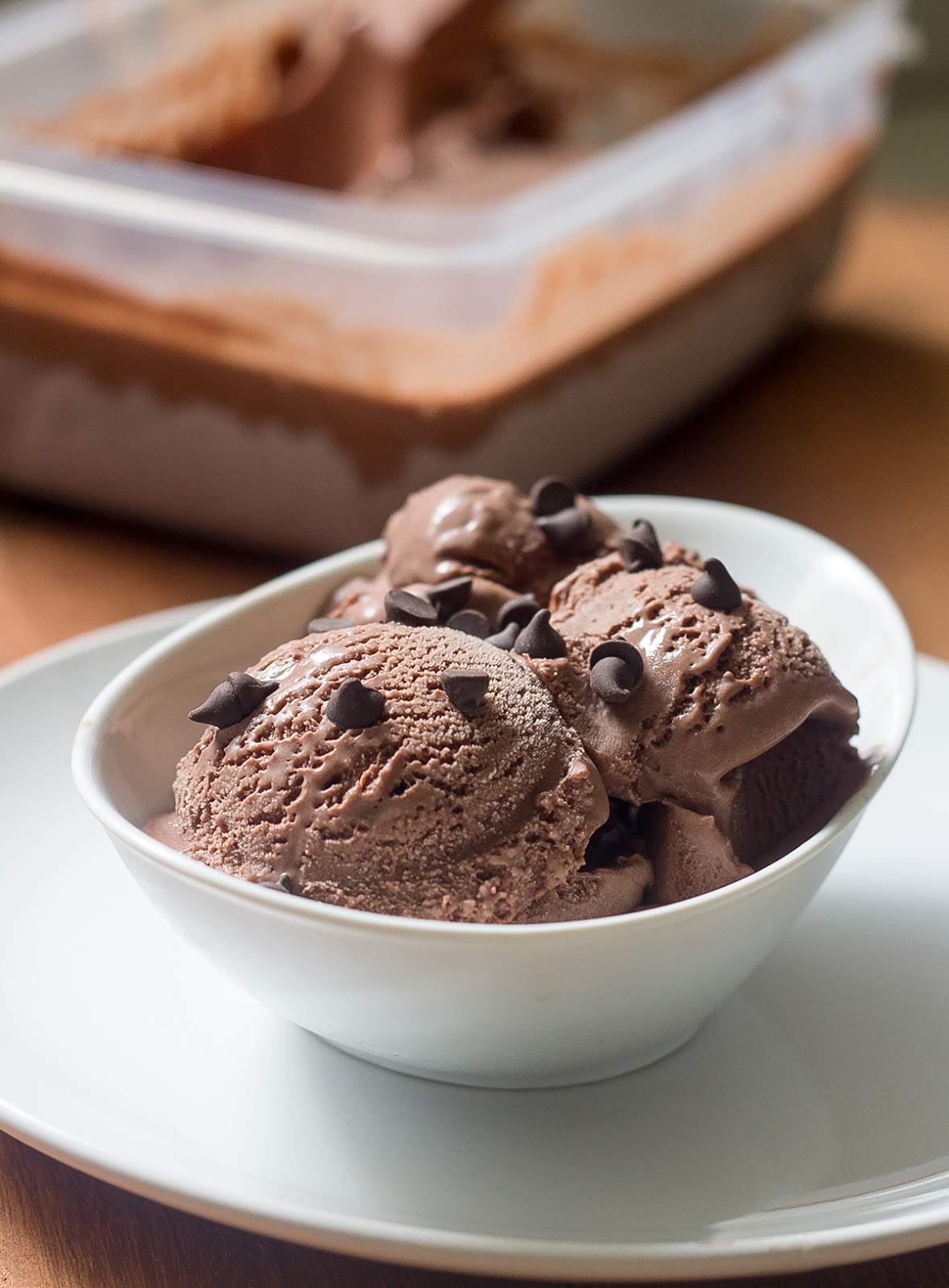 Smooth And Mellow Chocolate Ice Cream Recipes — Dishmaps