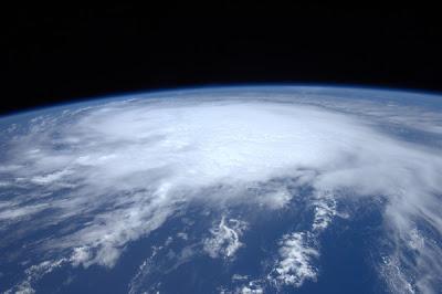 Hurrikan KATIA hochauflösendes Foto von der ISS vom 3. September 2011, Katia, Hurrikanfotos, NASA, ISS, September, 2011, Hurrikansaison 2011, Atlantik,