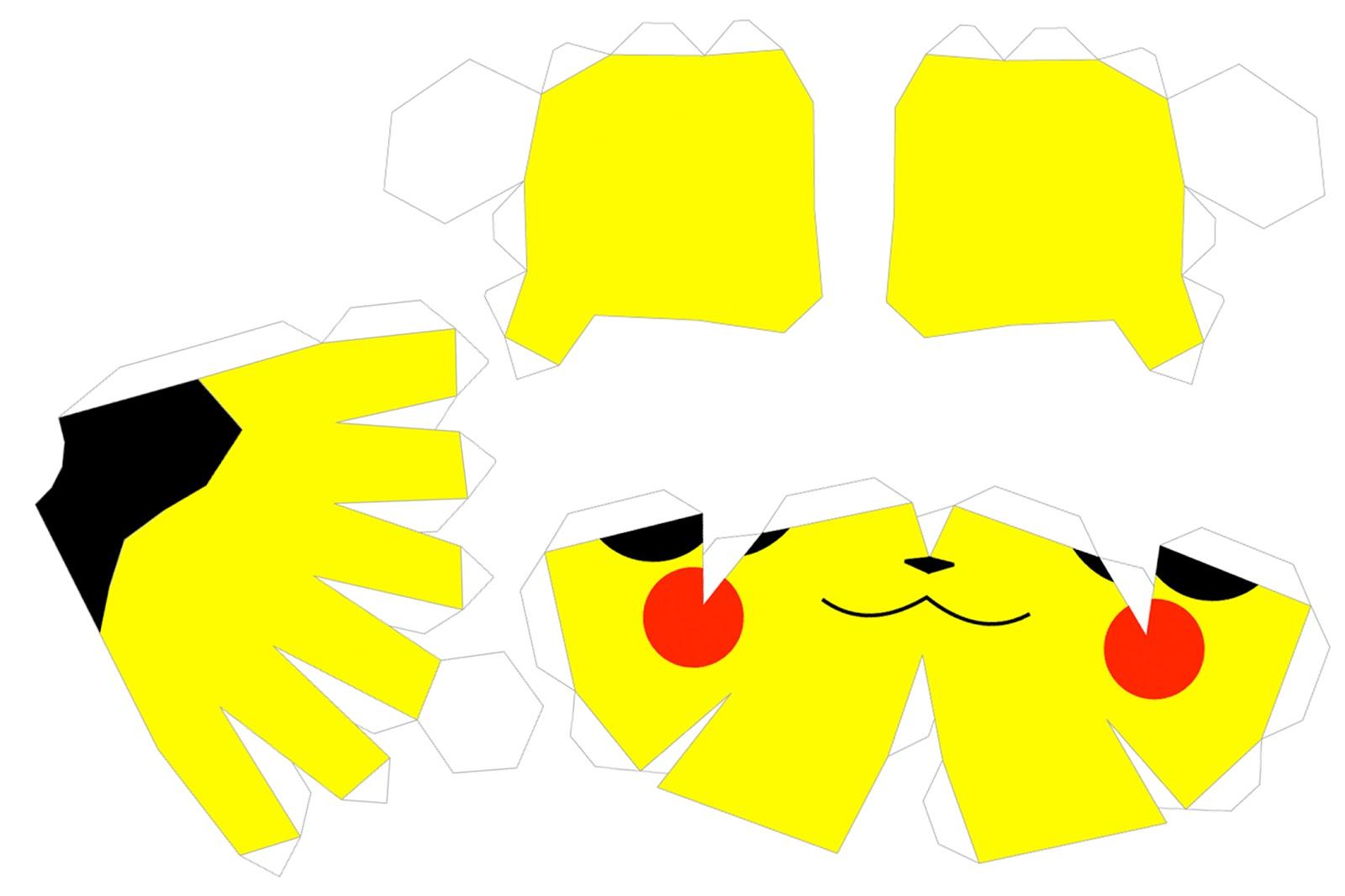 Quirky artist loft free pattern pikachu pronofoot35fo Gallery