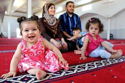 Masjid di Australia mengalukan kedatangan non-Muslim