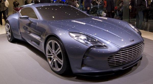 Mobil Termahal Di Dunia Aston Martin One 77