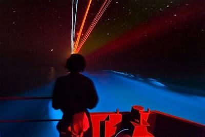 fitoplancton bioluminiscente