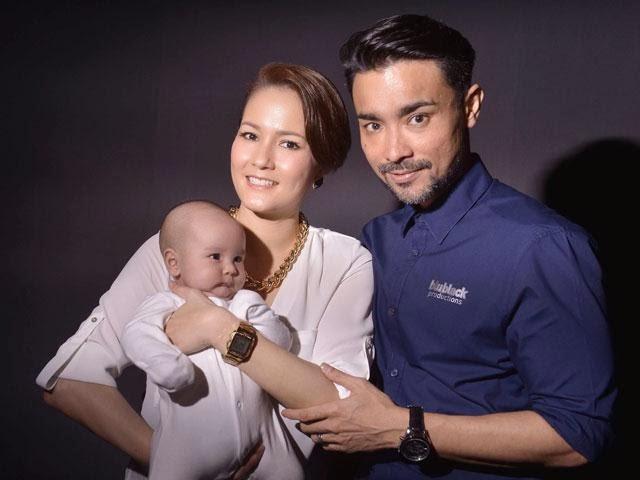 Yasmin Hani Tayang Proses Kehamilan Puteranya, Noah