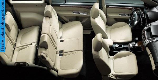 Mitsubishi pajero car 2013 interior - صور سيارة ميتسوبيشى باجيرو 2013 من الداخل