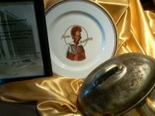 Chief Blackhawk Memorabilia