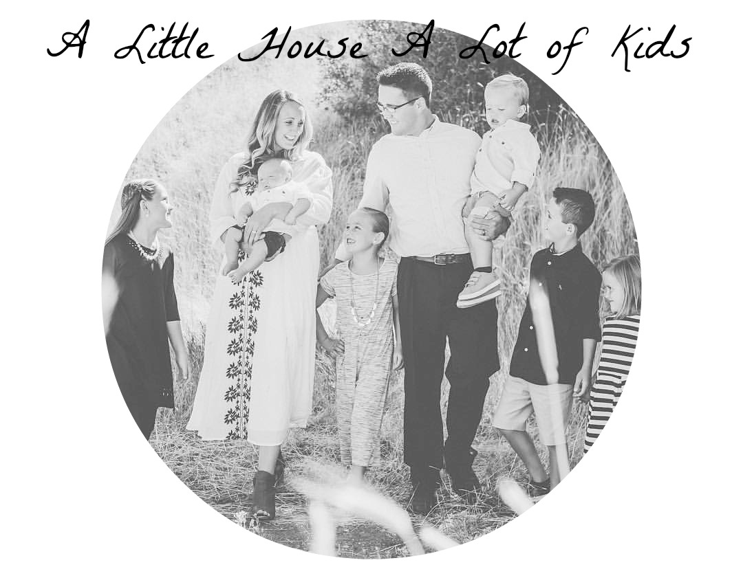 A Little House, A Lot Of Kids