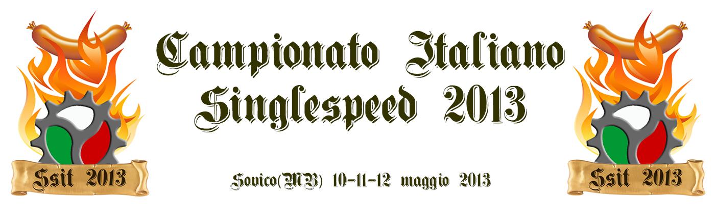 SSIT 2013 - Campionato Italiano Singlespeed 2013