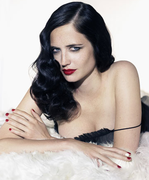 Eva Green Hairstyles Photoshoot 8