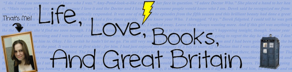 Life, Love, Books & Great Britain