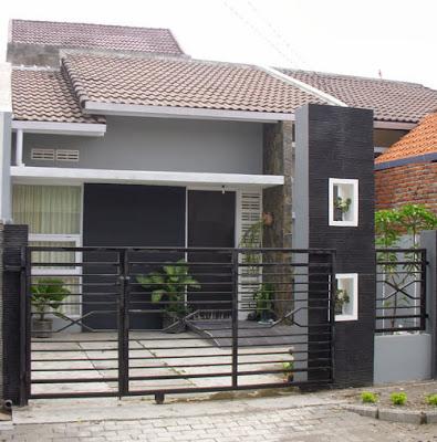 Foto Contoh Rumah Sederhana