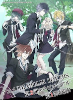 ver anime Diabolik Lovers More,Blood Capítulo 3
