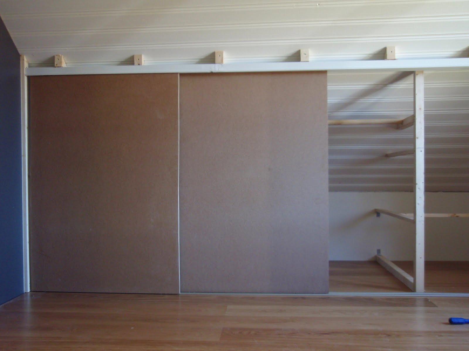Nordlyckan Platsbyggd Garderob
