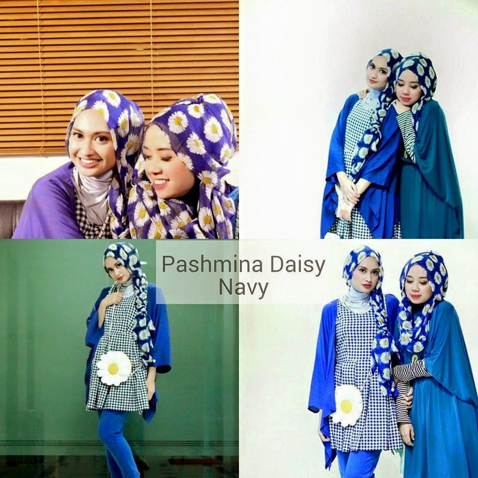 Ocha Naami 2nd Collection Pashmina Daisy