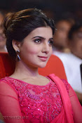 Samantha latest Photos Gallery at Autonagar Surya Audio-thumbnail-7