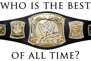 Best WWE Championship Title Belt Design