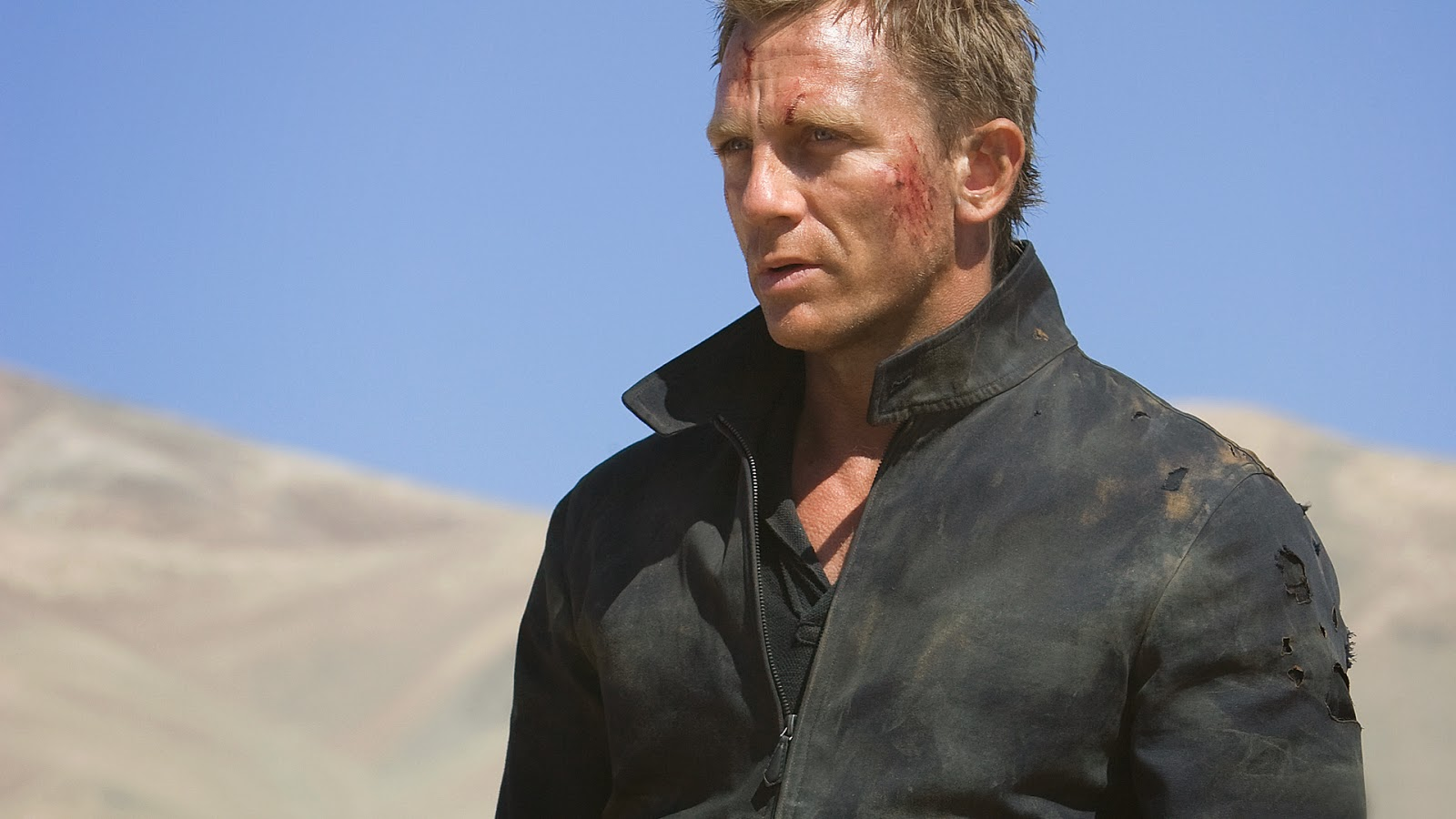 Daniel Craig 007 Wallpaper