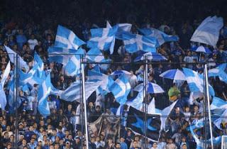Teofilo fue ovacionado en el duelo frente a Belgrano