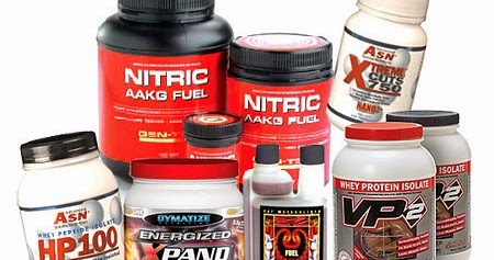 The 4 Supplements That Build Muscle