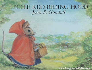 Book Cover Little Red Riding Hood John Goodall