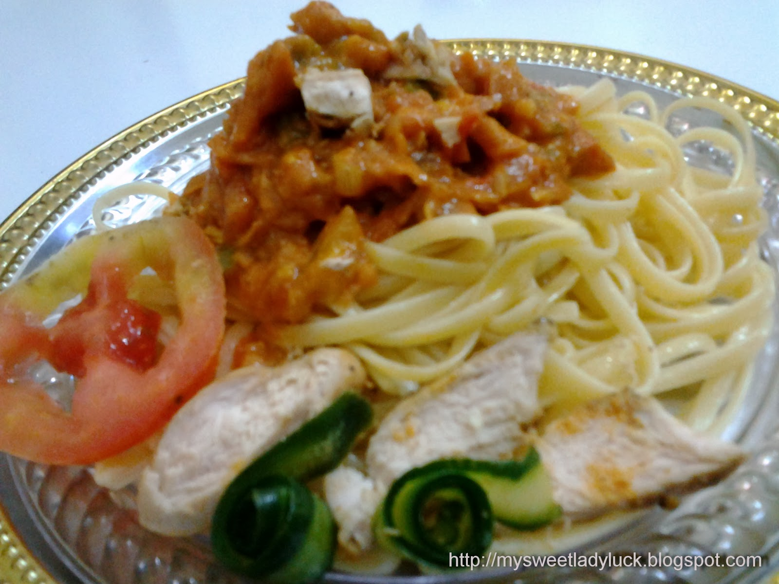 spaghetti bolognesse