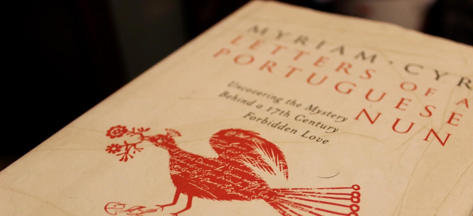 Love Letters Of A Portuguese Nun Review