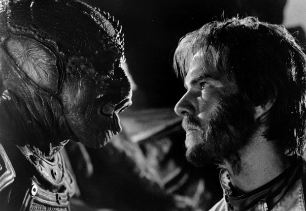 Crítica de Enemigo mío, de Wolfgang Petersen Enemy mine review
