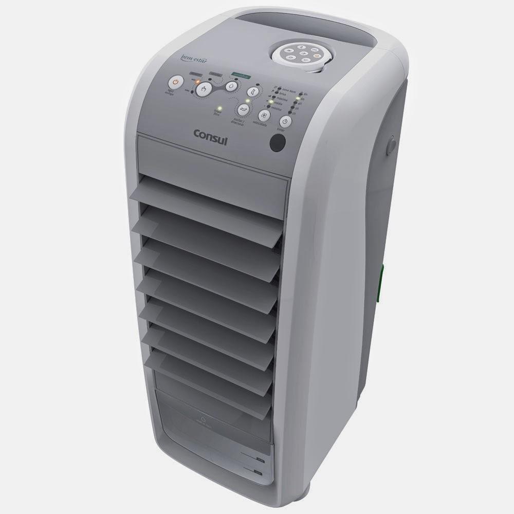 Qual a diferen a entre climatizador e ar condicionado - Climatizador de agua ...