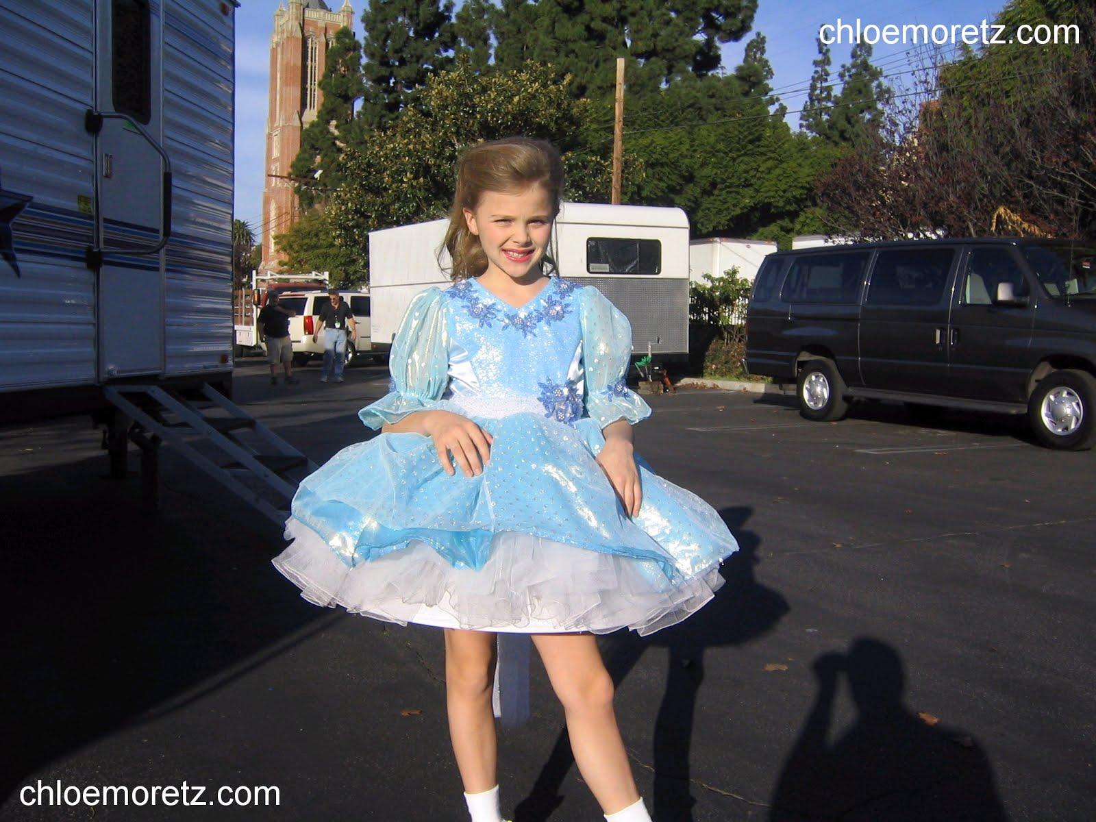 Desperate Housewives ~ Chloë Grace Moretz