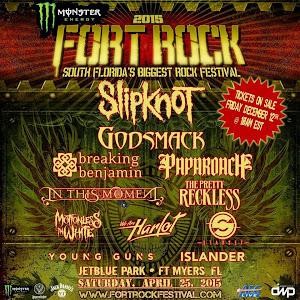 FORT ROCK 2015