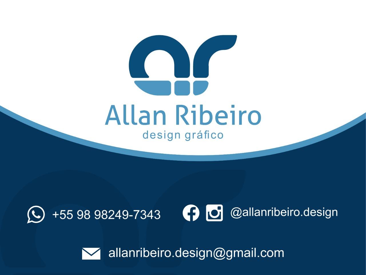 Design Gráfico - Allan Ribeiro