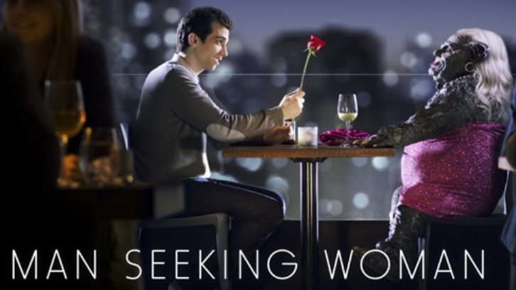 Man Seeking Woman - Renewed for 2nd Season
