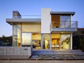 model rumah minimalis eropa