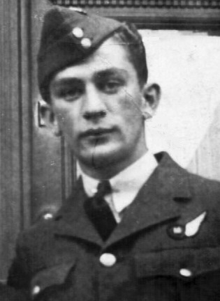(R/77445) F/Sgt. Hyman Baum