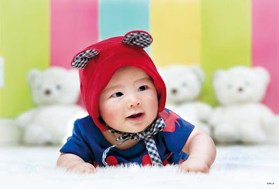 ภาพเด็กน่ารัก