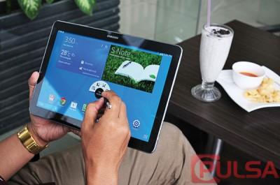 Spesifikasi Tablet 10.5 Inchi Super AMOLED Samsung Terekspos